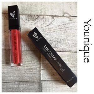 Younique Lucrative Lipgloss